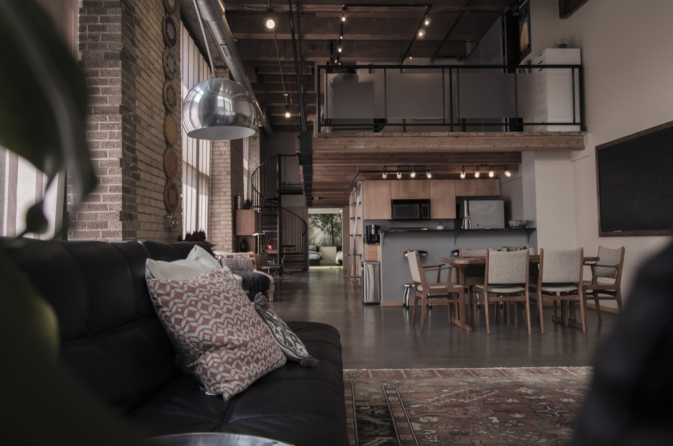 styl loftowy